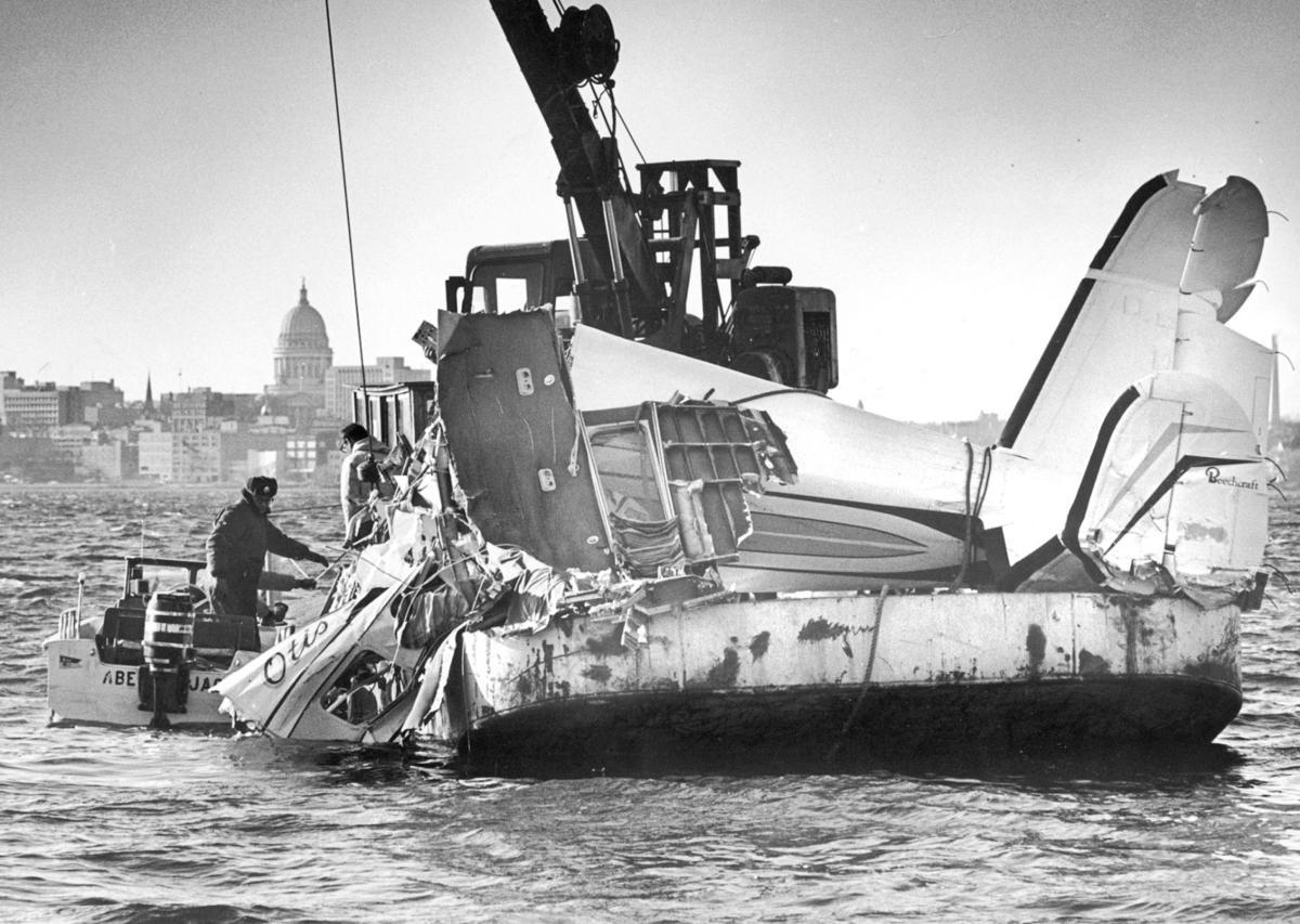 Wreckage of Otis Redding plane (copy)
