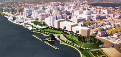 Nolen Waterfront Plan