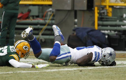 Packers Dez Bryant Has Moved On From Catch That Wasn T In