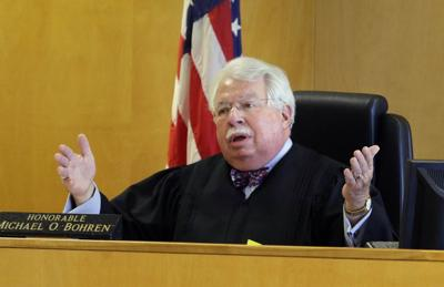 Waukesha County Circuit Judge Michael Bohren