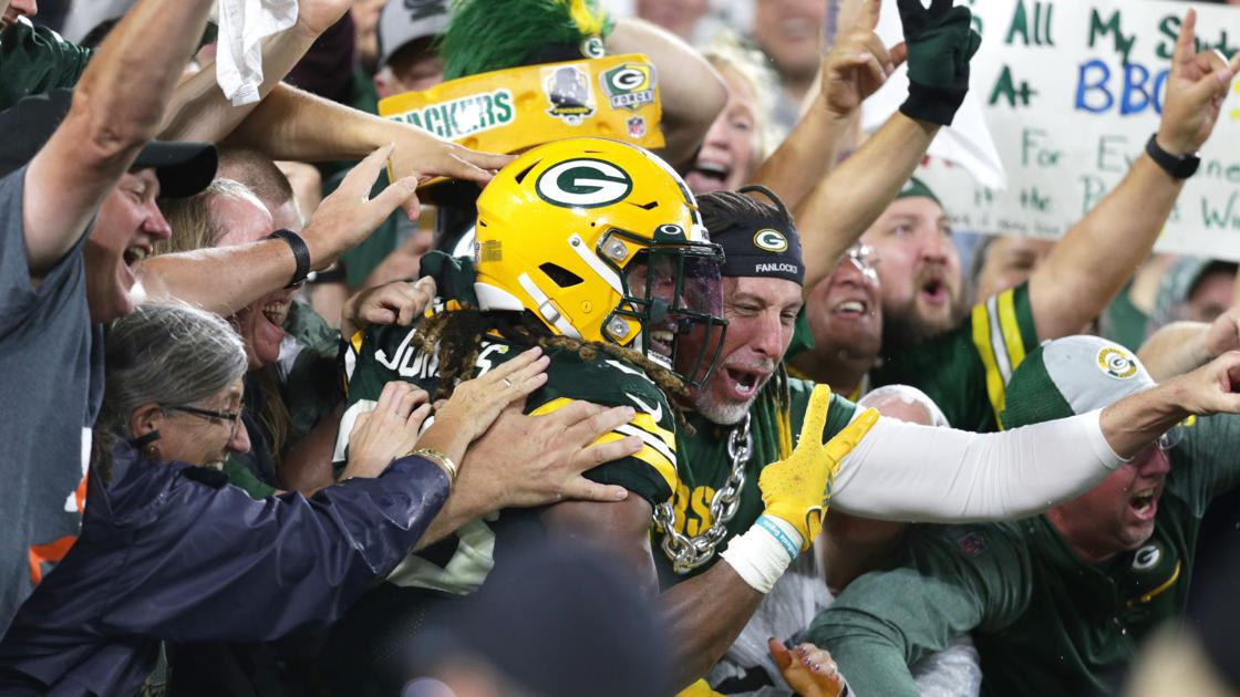 Packers vs. Lions     madison.com