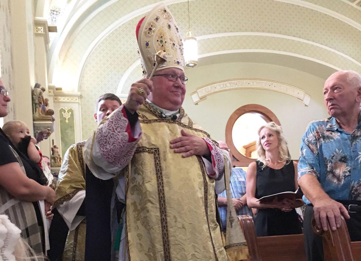 Bishop at St. Cecilia (copy)