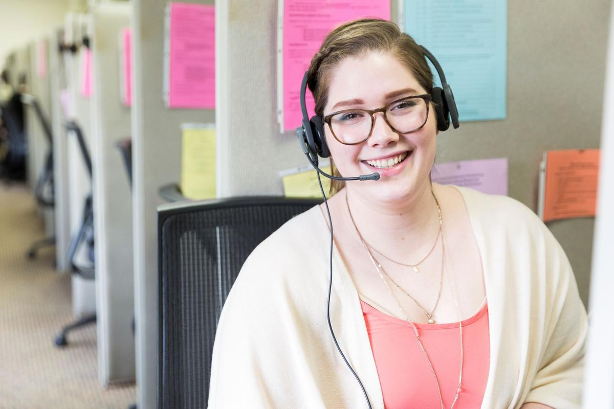 Nicole Farver is a student phone interviewer