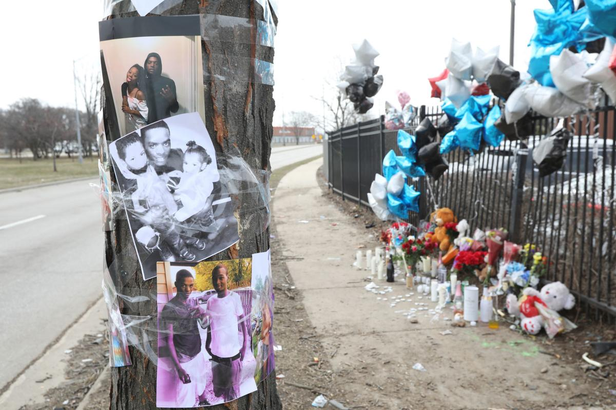 4 killed crash memorial, State Journal photo 2