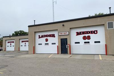 Town of Madison fire station
