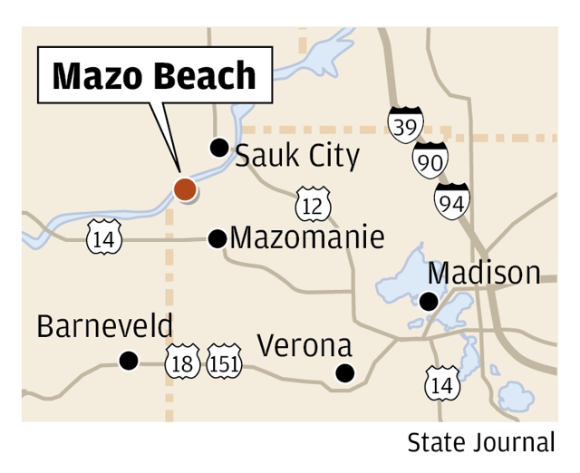 No nudes is good news to DNR — state closes nude beach in