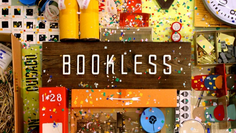 Bookless promo image