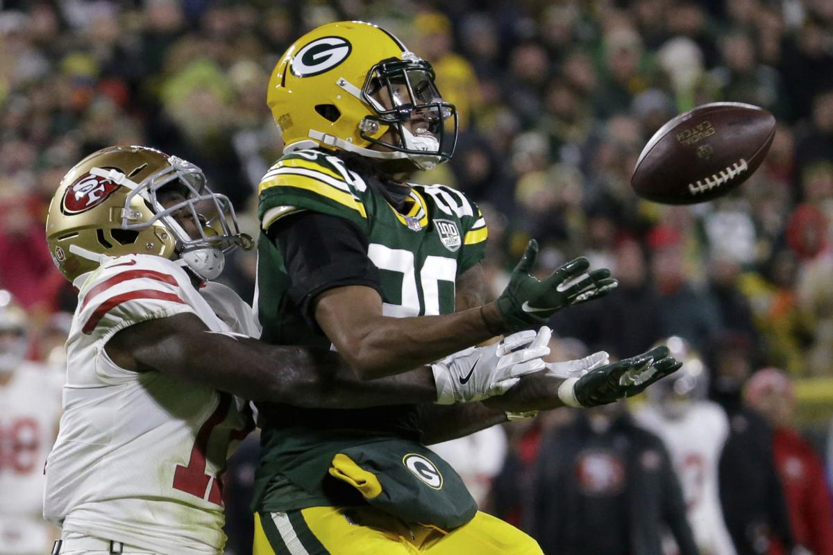 Kevin King interception, 2018 AP photo