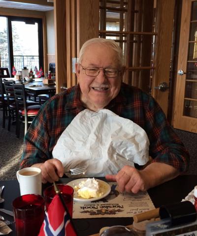 Happy 90th Birthday Al Lokken!