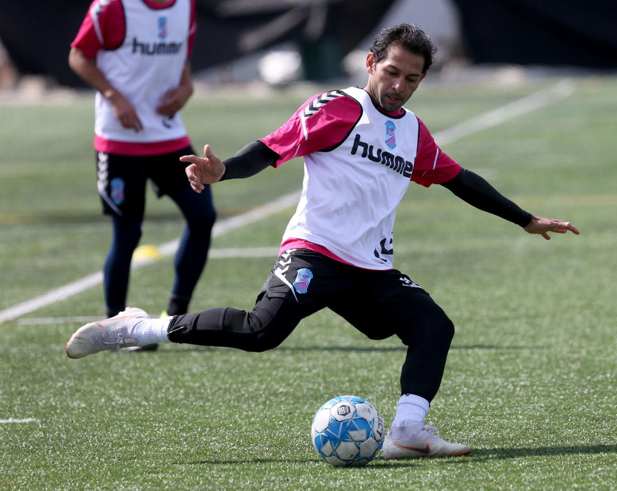 Forward thinking: Madison's pro soccer team prepares to take