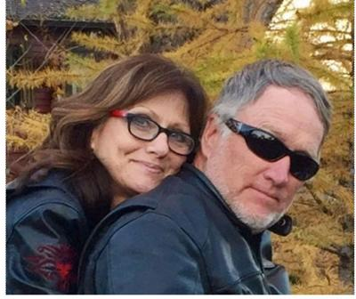 Congratulations Kenny and Sue!