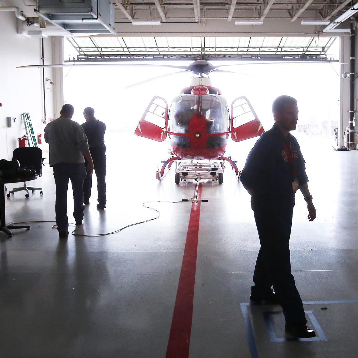 Med Flight switches provider of helicopters, pilots | Local