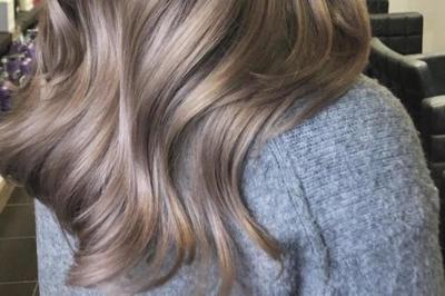 Mushroom Blonde Is The Newest Winter Hair Color Trend Simplemost
