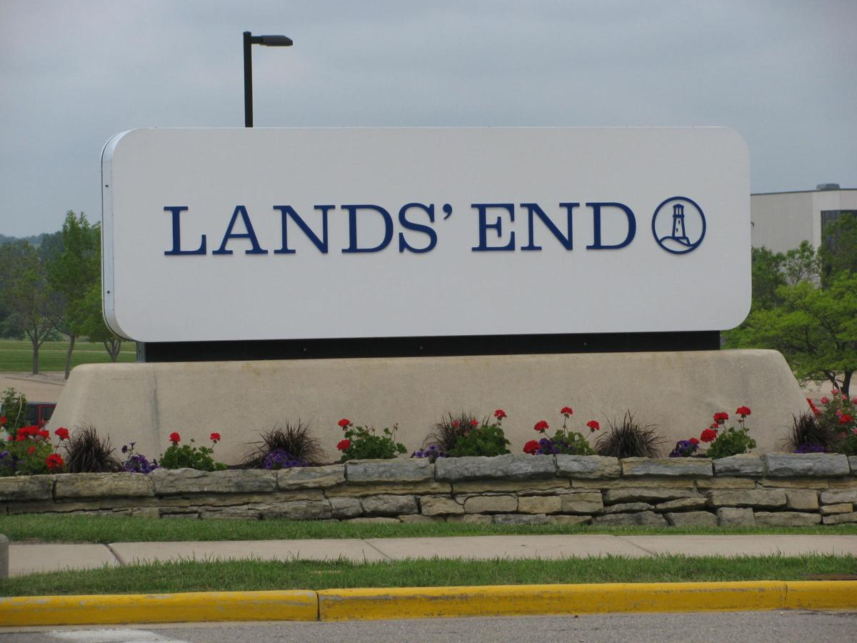 Lands' End headquarters, generic file photo, State Journal photo (copy)