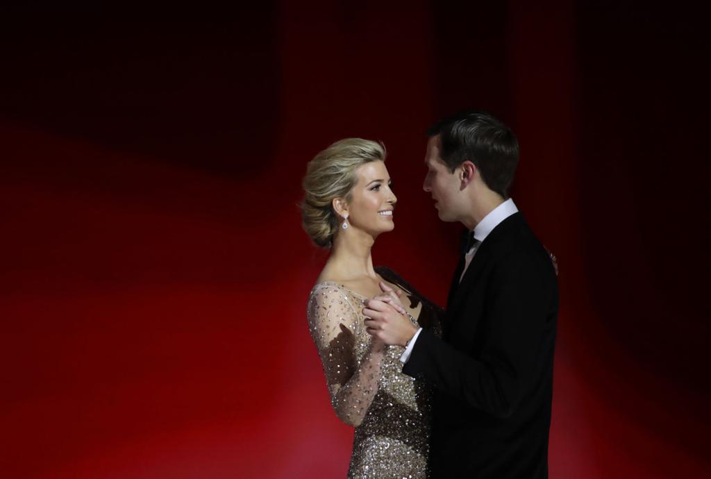 Donald And Melania Trump Share Dances At Inaugural Balls National News Madison Com
