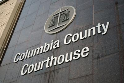 Columbia County Courthouse stock wiscnews web only Portage