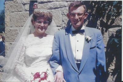 John & Carol(Kruse)Anderson Celebrate 60th Anniversary
