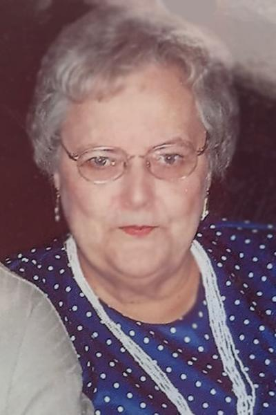 Bookhout, Gladys M.