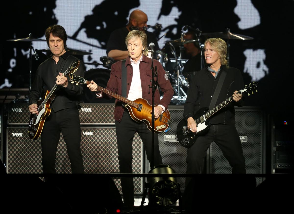 Photos: Paul McCartney at Madison's Kohl Center | Local News