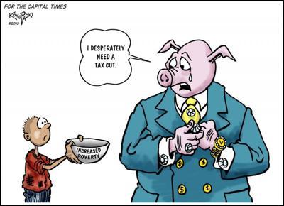 Editorial cartoon (10/6/10)
