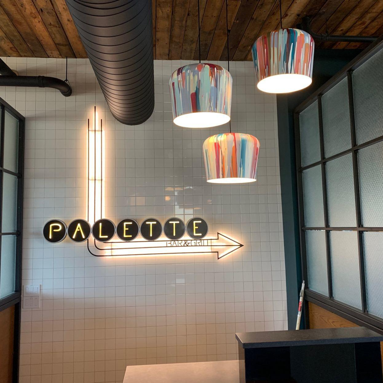 Palette Bar And Grill Opens On East Washington Avenue Restaurants Madison Com