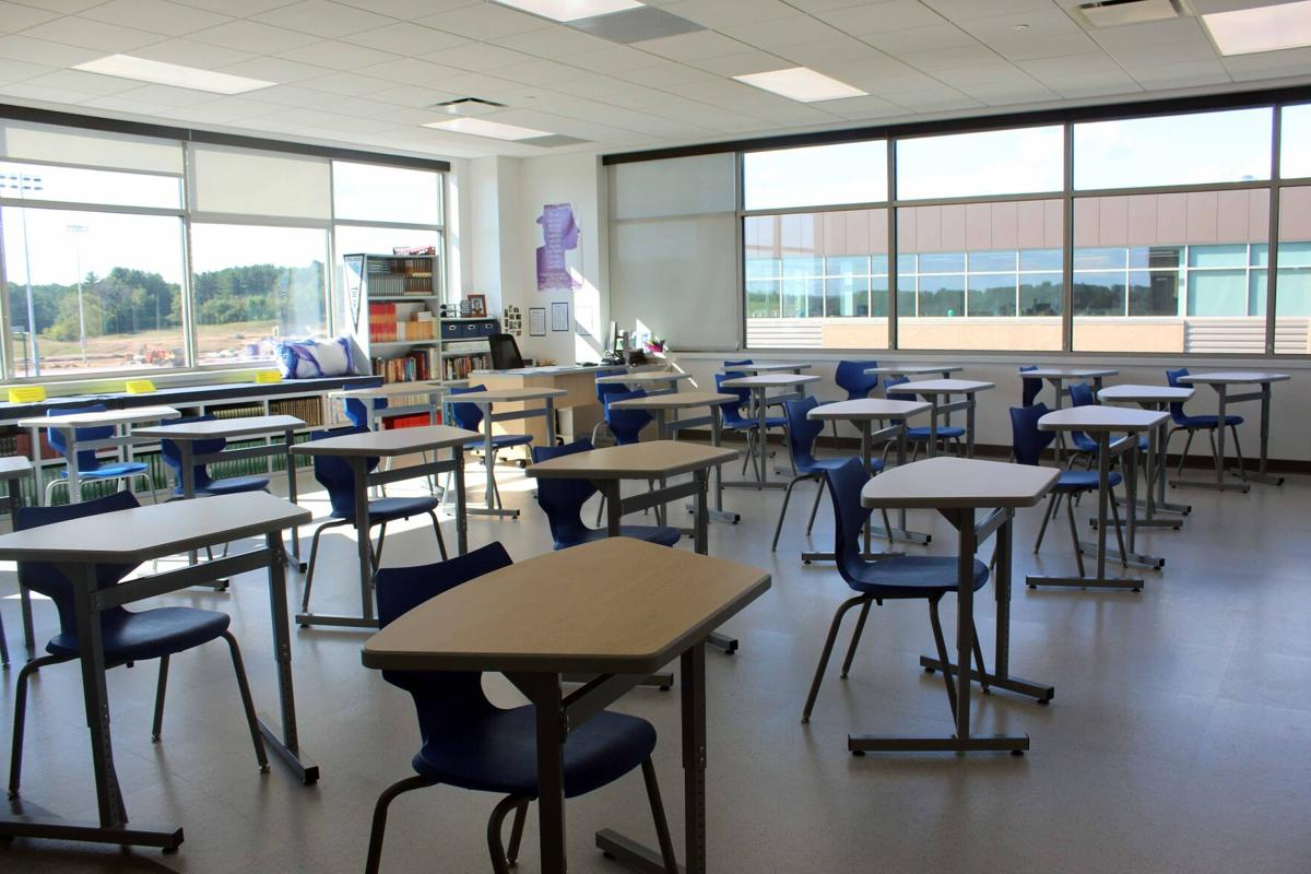 Dells new high school classroom