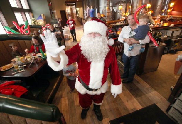 Madison area restaurants open Christmas