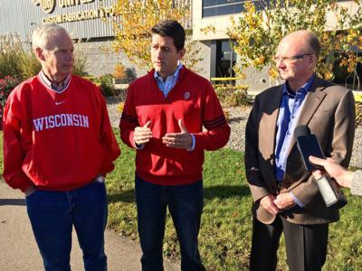 Paul Ryan in Janesville