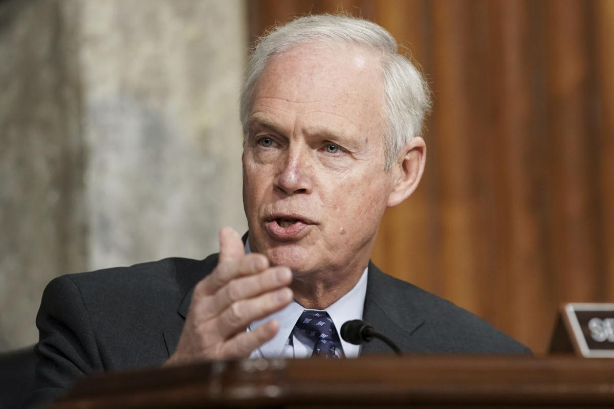 Election 2022 Senate Ron Johnson