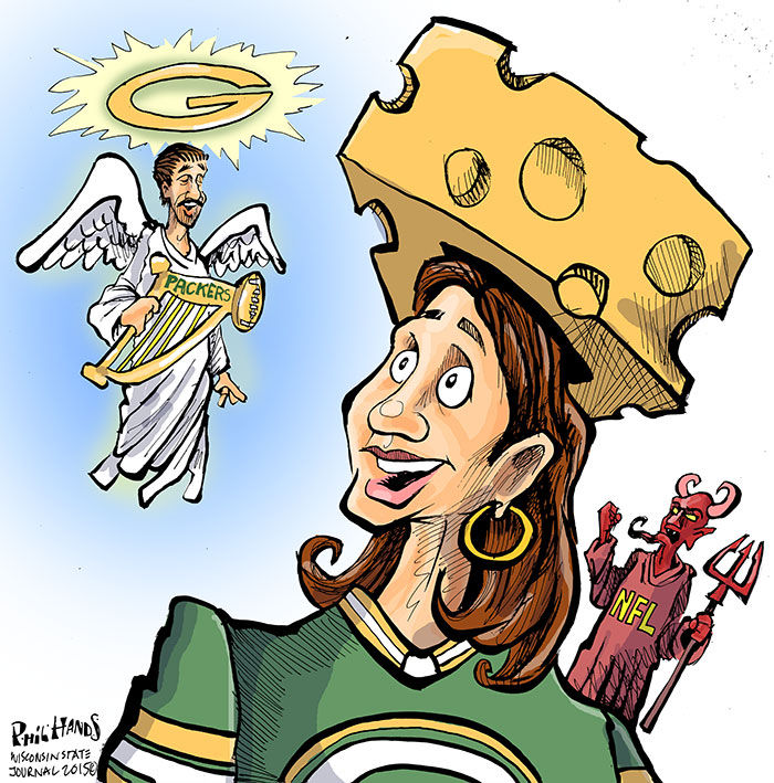 Packer Fan