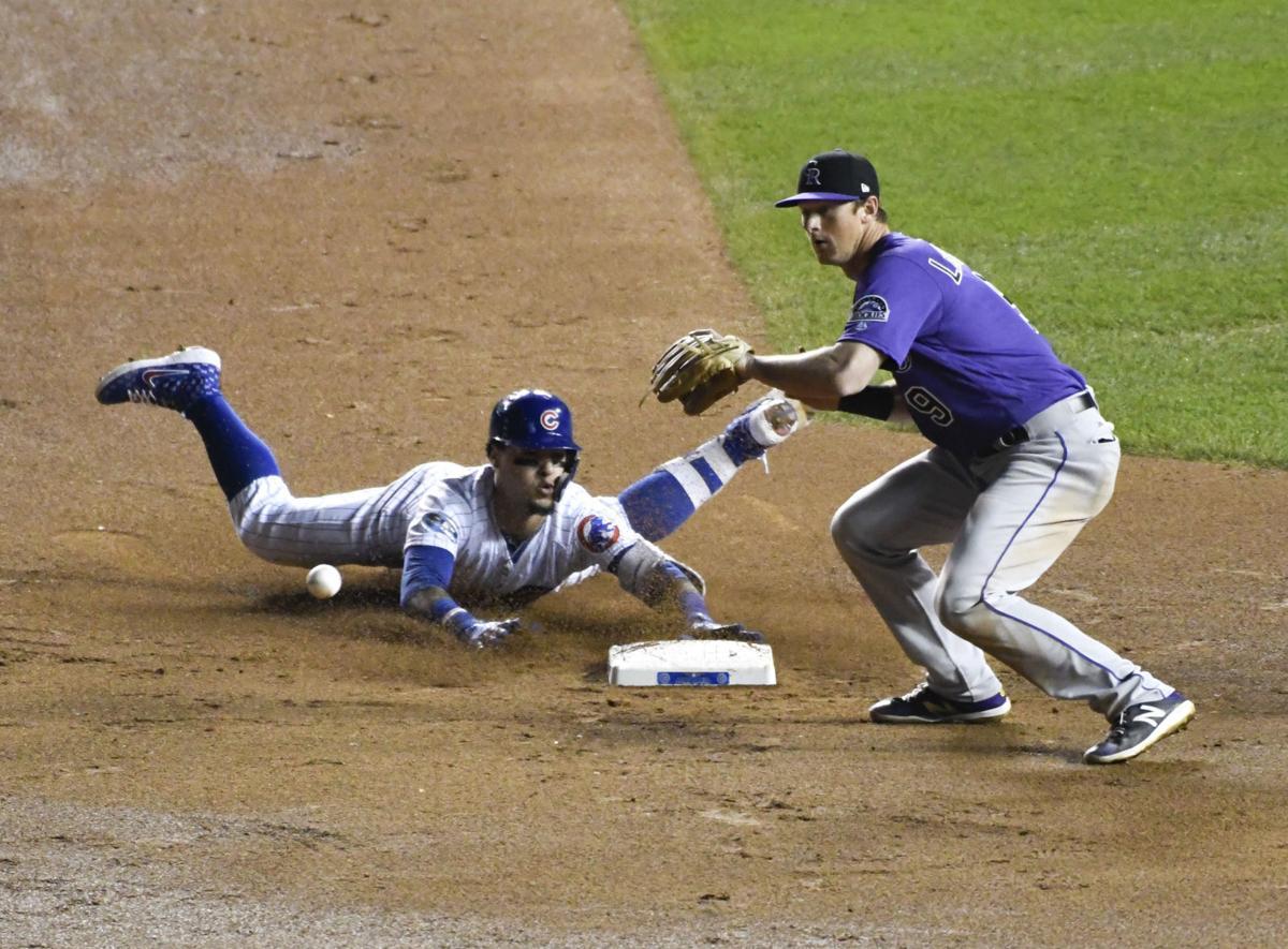 Rockies top Cubs 2-1 in 13 innings in epic wild-card game | Major ...