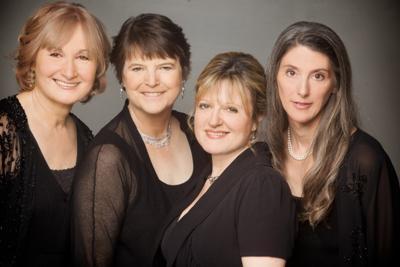 Anonymous 4, Susan Hellauer, Ruth Cunningham, Jacqueline Horner-Kwiatek, Marsha Genensky