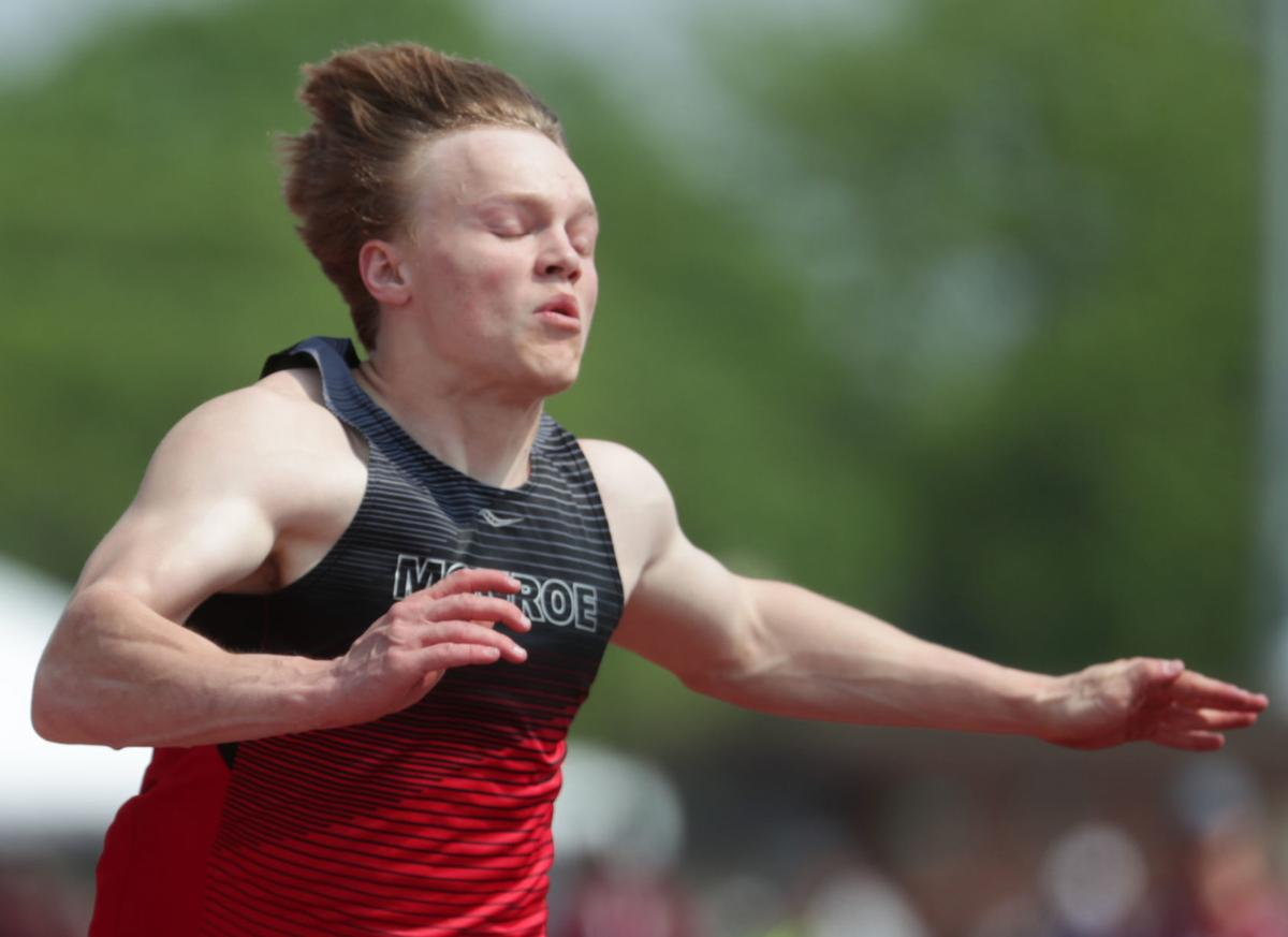 WIAA state track and field meet