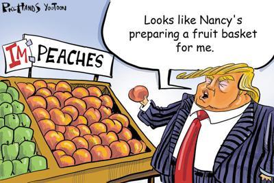 Winning Impeach You Toon
