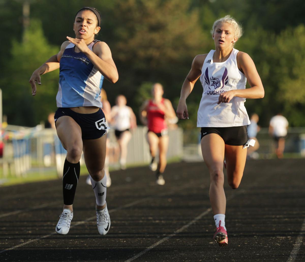 Monona Grove High School track