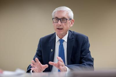 Tony Evers pledges to find 'common ground'
