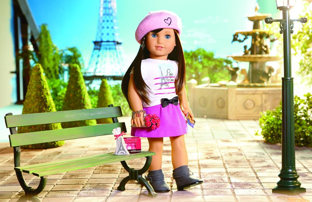 american girl introduces grace its 2015 girl of the year doll
