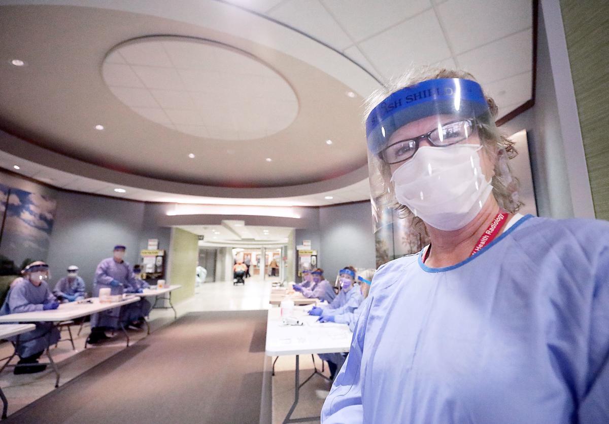 Dawn Helt, UW Health