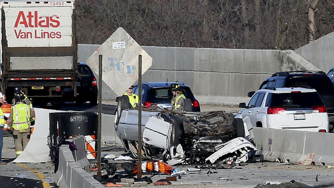 limo crash