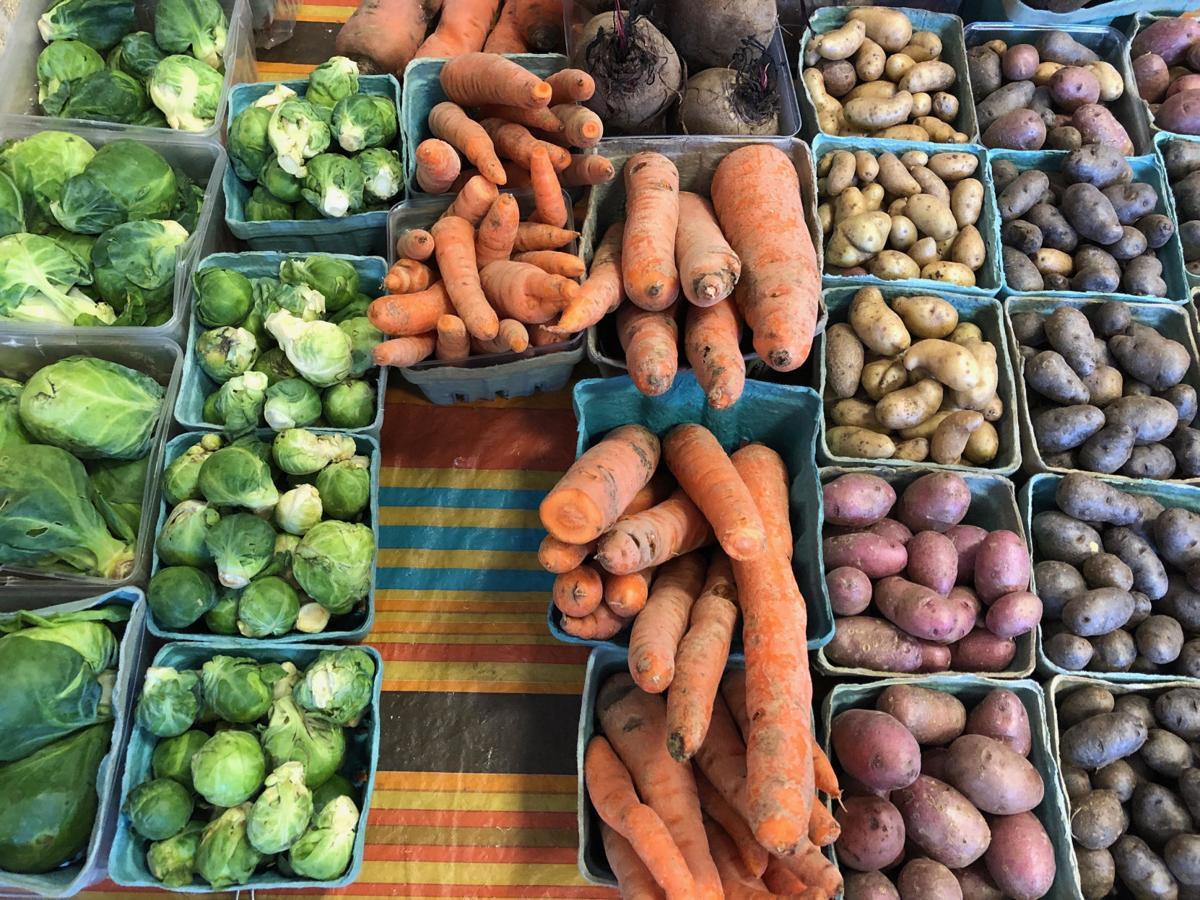 MADWest Winter Farmers' Market