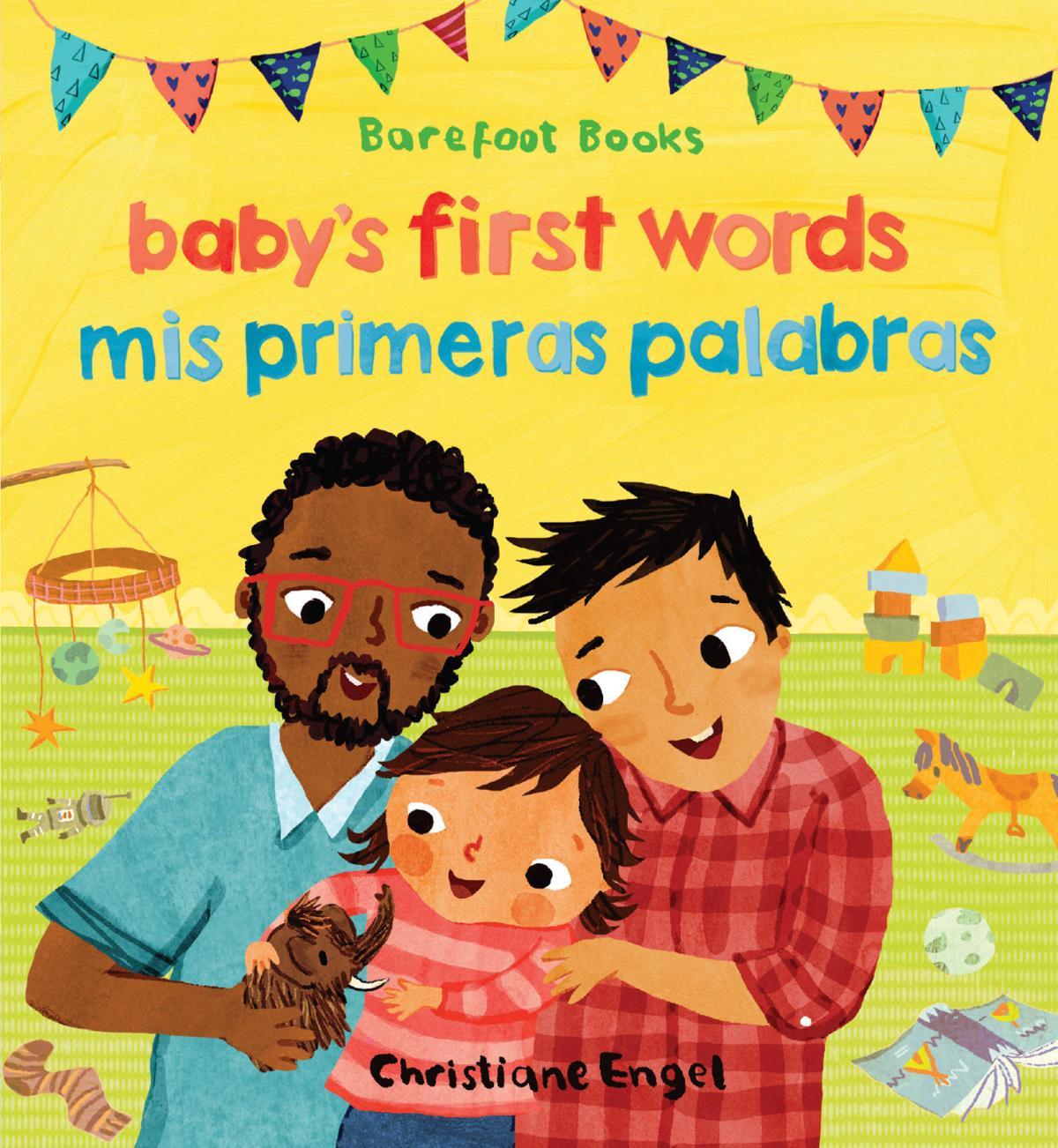 """Baby's First Words – Mis Primeras Palabras,"" by Stella Blackstone"