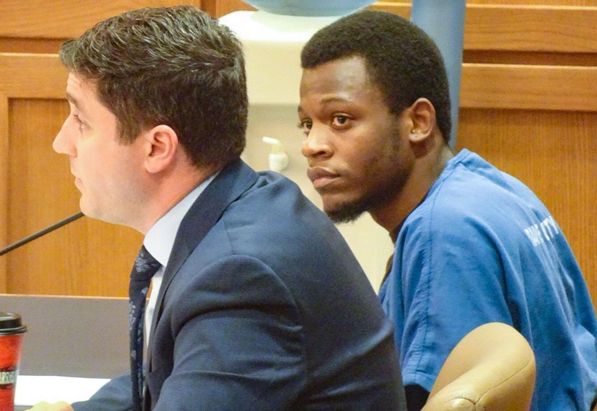 Jerome Winslow in court