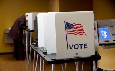 Going To Polls In Madison Felt Like >> Madison Voters Turn Out In Big Numbers And For Very Different