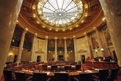 Wisconsin Senate chamber file photo (copy) (copy)