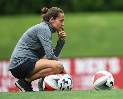 Paula Wilkins, Badgers women's soccer, UW generic file photo