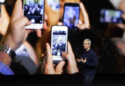 iPhone 7 unveiled