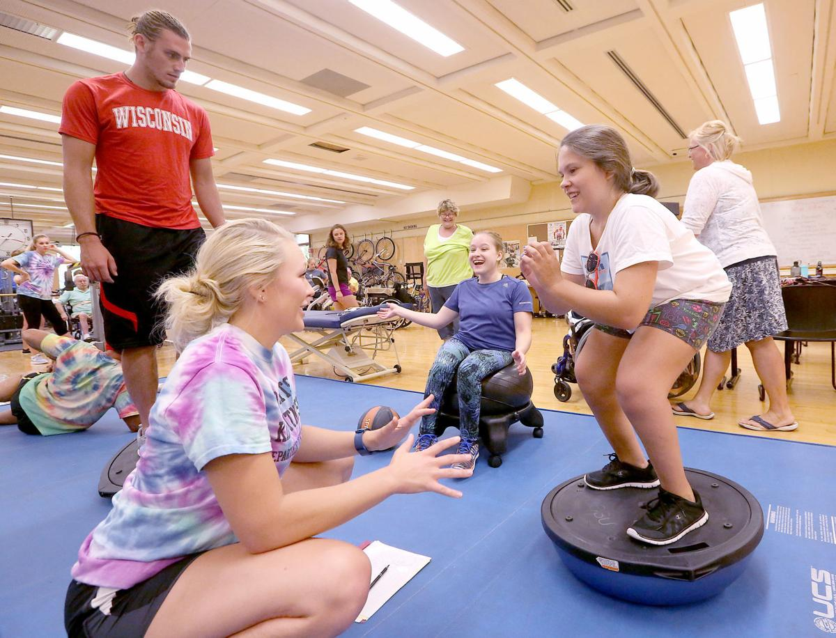 Physical Fitness Tied To Kids Academic >> Adaptive Fitness Classes Help People Find Their Personal