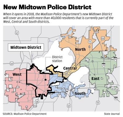 New Midtown Police District