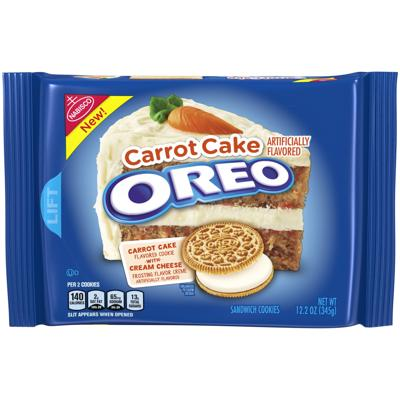 Carrot Cake Oreos