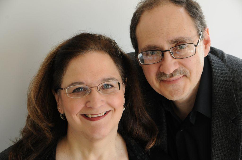 Martha Fischer and Bill Lutes